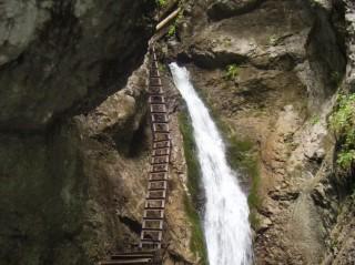 Příroda v národním parku Slovenský ráj